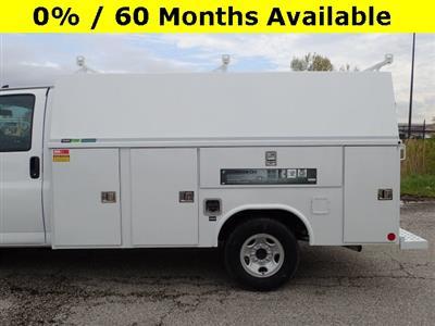 2019 Express 3500 4x2,  Reading Aluminum CSV Service Utility Van #90743 - photo 6