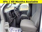 2019 Express 3500 4x2,  Reading Aluminum CSV Service Utility Van #90743 - photo 8
