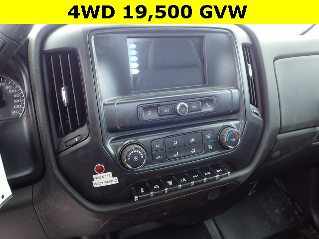 2019 Silverado Medium Duty Regular Cab 4x4,  Knapheide Rigid Side Dump Body #90757 - photo 10