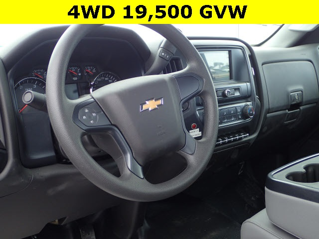 2019 Silverado Medium Duty Regular Cab 4x4,  Knapheide Rigid Side Dump Body #90757 - photo 7
