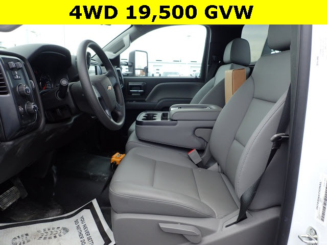 2019 Silverado Medium Duty Regular Cab 4x4,  Knapheide Rigid Side Dump Body #90757 - photo 8