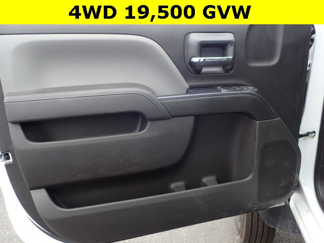2019 Silverado Medium Duty Regular Cab 4x4,  Knapheide Rigid Side Dump Body #90757 - photo 9