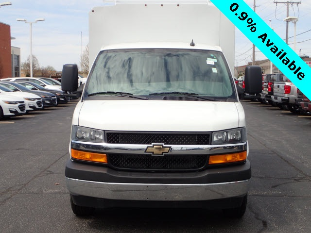 2019 Express 3500 4x2,  Reading Aluminum CSV Service Utility Van #90766 - photo 3