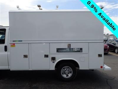 2019 Express 3500 4x2,  Reading Aluminum CSV Service Utility Van #90766 - photo 7