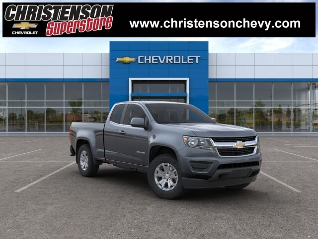 2019 Colorado Extended Cab 4x2,  Pickup #90784 - photo 1