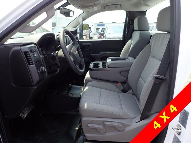 2019 Silverado 3500 Regular Cab DRW 4x4,  Knapheide Standard Service Body #90795 - photo 8