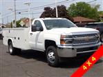 2019 Silverado 3500 Regular Cab DRW 4x4,  Knapheide Service Body #90795 - photo 1