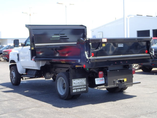 2019 Silverado 4500 Regular Cab DRW 4x4,  Monroe Dump Body #90799 - photo 1