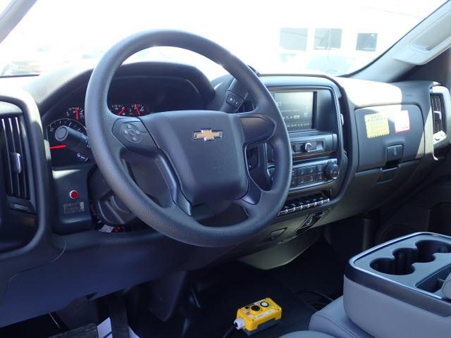 2019 Silverado Medium Duty Regular Cab DRW 4x4,  Monroe MTE-Zee Dump Body #90799 - photo 7