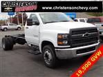 2019 Silverado Medium Duty DRW 4x2,  Cab Chassis #90842 - photo 1