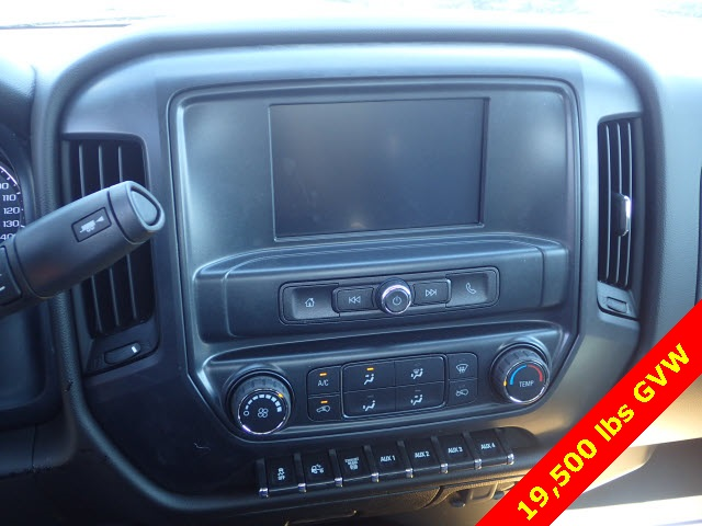 2019 Silverado 5500 Regular Cab DRW 4x2,  Monroe Versa-Line Stake Body Stake Bed #90957 - photo 9
