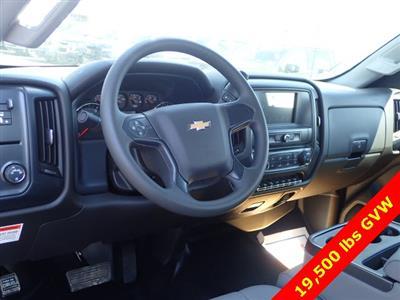 2019 Silverado 5500 Regular Cab DRW 4x2,  Monroe Versa-Line Stake Body Stake Bed #90957 - photo 5