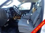 2019 Silverado 5500 Regular Cab DRW 4x2,  Monroe Versa-Line Stake Body Stake Bed #90957 - photo 6