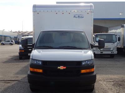 2019 Express 3500 4x2,  Bay Bridge Sheet and Post Cutaway Van #90975 - photo 3