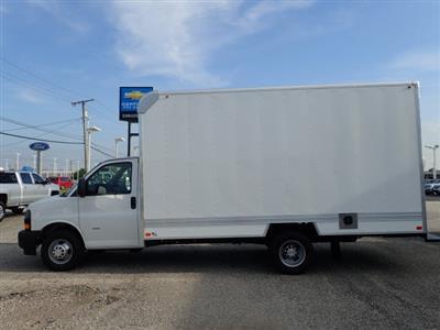 2019 Express 3500 4x2,  Bay Bridge Sheet and Post Cutaway Van #90975 - photo 5