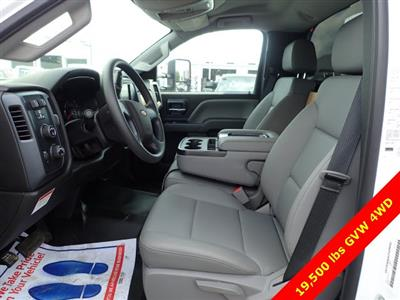 2019 Silverado Medium Duty Regular Cab 4x4,  Monroe MTE-Zee Dump Body #91034 - photo 7