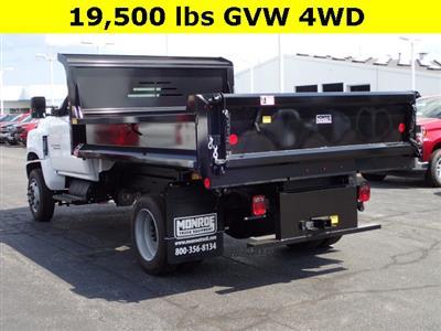2019 Silverado 5500 Regular Cab DRW 4x4,  Cab Chassis #91045 - photo 2