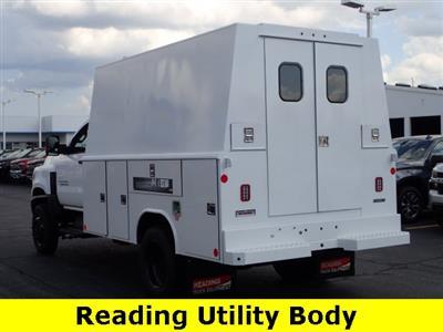 2019 Silverado 4500 Regular Cab DRW 4x4,  Reading Panel Service Body #91055 - photo 2