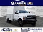 2019 Silverado 4500 Regular Cab DRW 4x4,  Reading Service Body #91055 - photo 1
