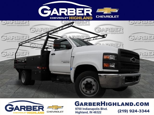 2019 Silverado Medium Duty DRW 4x2,  Cab Chassis #91068 - photo 1