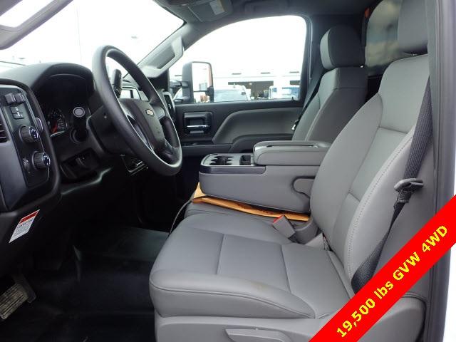 2019 Silverado Medium Duty Regular Cab 4x4,  Monroe MTE-Zee Dump Body #91072 - photo 8