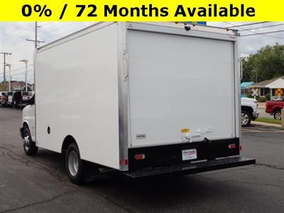 2019 Express 3500 4x2,  Supreme Spartan Cargo Cutaway Van #91074 - photo 2