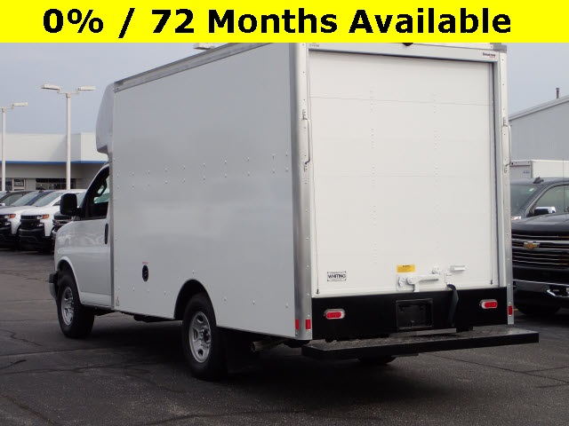 2019 Express 3500 4x2,  Supreme Spartan Cargo Cutaway Van #91103 - photo 4
