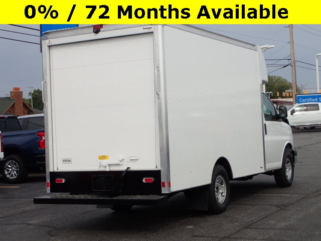 2019 Express 3500 4x2,  Supreme Spartan Cargo Cutaway Van #91103 - photo 2