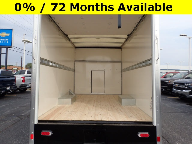 2019 Express 3500 4x2,  Supreme Spartan Cargo Cutaway Van #91103 - photo 5