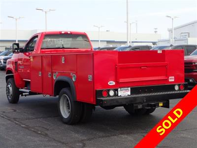 2019 Silverado 4500 Regular Cab DRW 4x4,  Monroe MSS II Service Body #91109 - photo 2