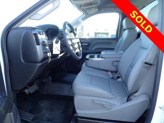 2019 Silverado 4500 Regular Cab DRW 4x4,  Crysteel E-Tipper Dump Body #91148 - photo 8