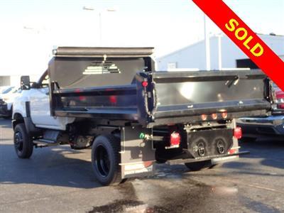 2019 Silverado 4500 Regular Cab DRW 4x4,  Crysteel E-Tipper Dump Body #91148 - photo 2