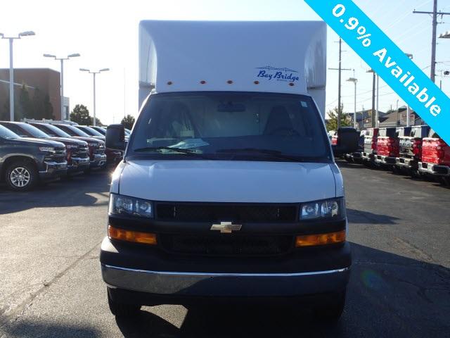 2019 Express 3500 4x2,  Bay Bridge FRP Cutaway Van #91153 - photo 3