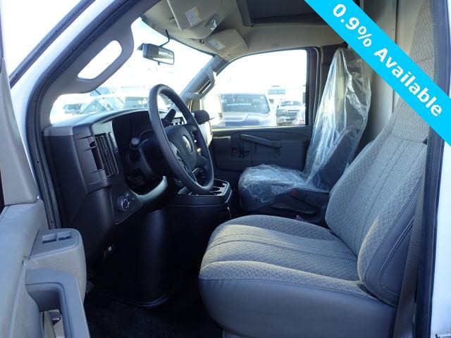 2019 Express 3500 4x2,  Bay Bridge FRP Cutaway Van #91153 - photo 9