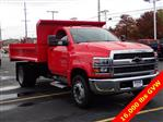 2019 Silverado 4500 Regular Cab DRW 4x2, Monroe Dump Body #91158 - photo 1