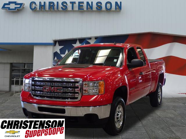 2013 Sierra 2500 Extended Cab 4x4, Pickup #9807 - photo 20