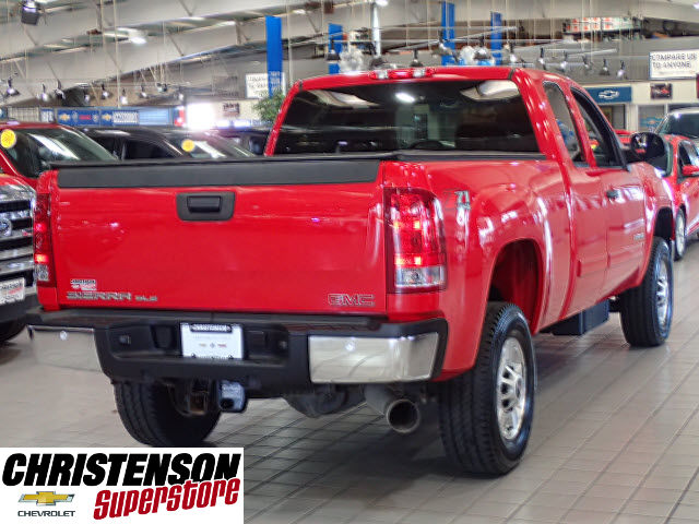 2013 Sierra 2500 Extended Cab 4x4, Pickup #9807 - photo 2