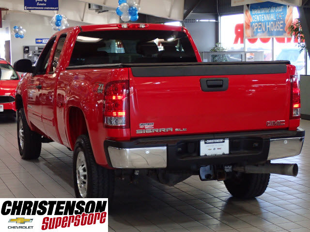 2013 Sierra 2500 Extended Cab 4x4, Pickup #9807 - photo 3
