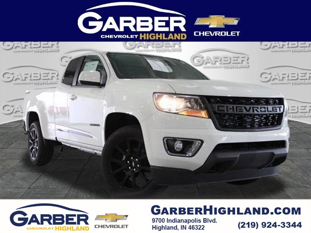 2020 Chevrolet Colorado Extended Cab 4x4, Pickup #L1228540 - photo 1