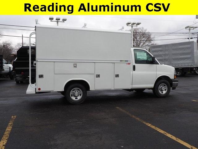 2020 Chevrolet Express 3500 4x2, Cutaway #L1276151 - photo 1