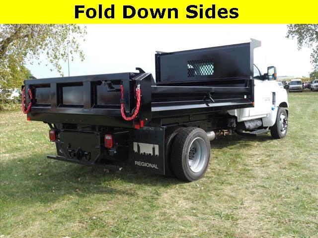 2020 Chevrolet Silverado 4500 Regular Cab DRW 4x2, SH Truck Bodies Dump Body #LH335757 - photo 1