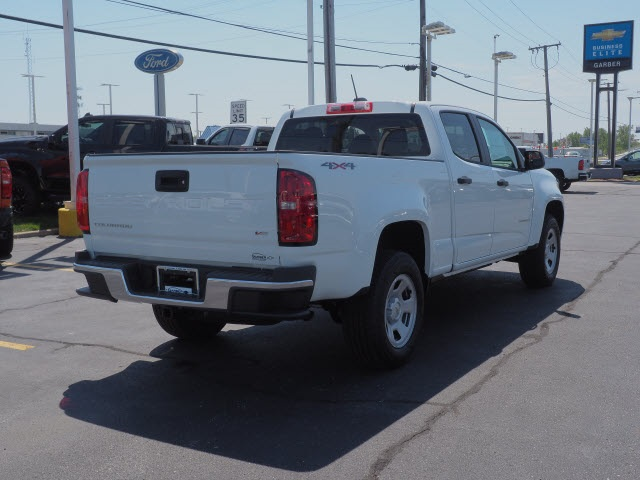 2021 Chevrolet Colorado Crew Cab 4x4, Pickup #M1108136 - photo 1