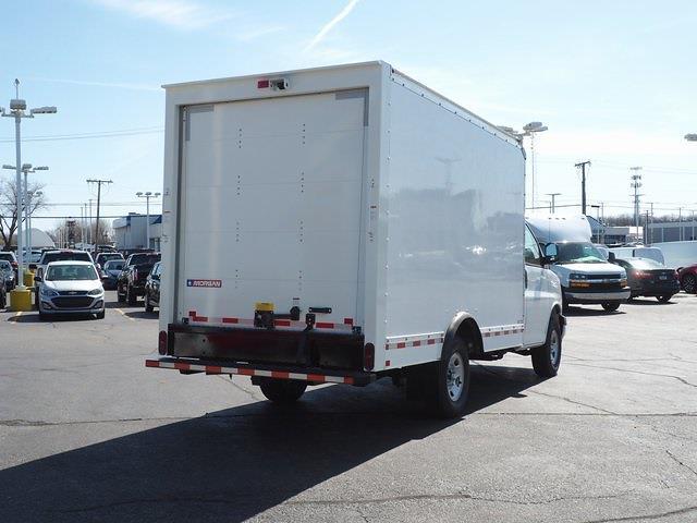 2021 Chevrolet Express 3500 4x2, Morgan Cutaway Van #M1192931 - photo 1