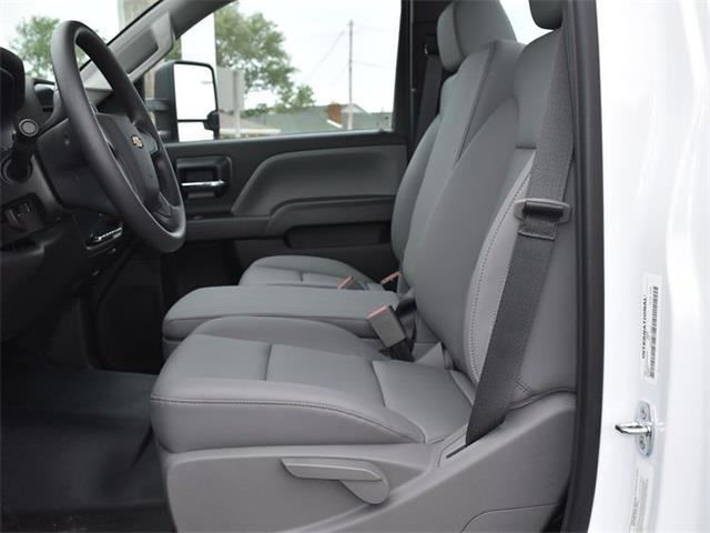 2021 Silverado Medium Duty Regular Cab DRW 4x4,  Cab Chassis #MH369531 - photo 13