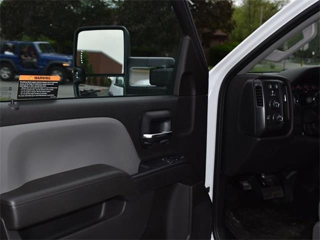 2021 Silverado Medium Duty Regular Cab DRW 4x4,  Cab Chassis #MH369531 - photo 14