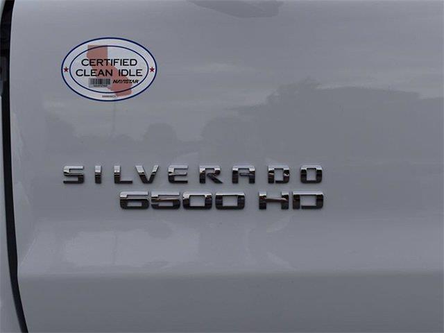 2021 Silverado Medium Duty Regular Cab DRW 4x4,  Cab Chassis #MH369531 - photo 26