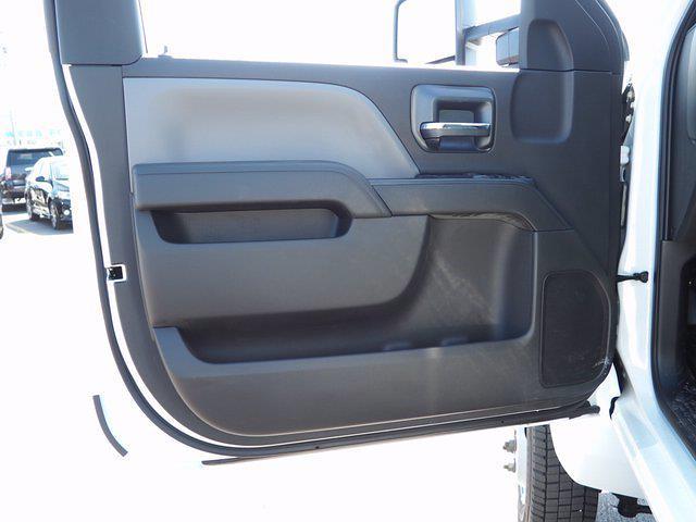 2021 Silverado Medium Duty Regular Cab DRW 4x4,  Knapheide Steel Service Body #MH641841 - photo 3
