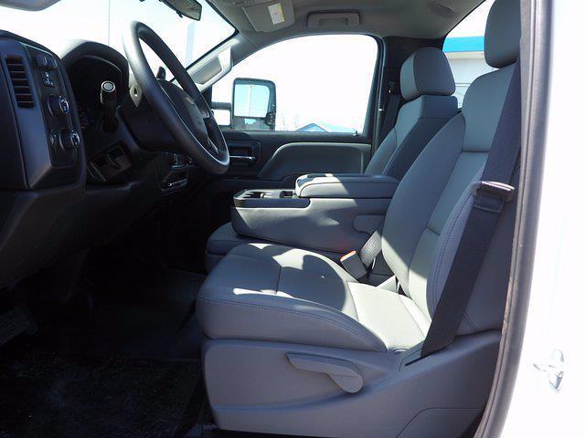 2021 Silverado Medium Duty Regular Cab DRW 4x4,  Knapheide Steel Service Body #MH641841 - photo 6