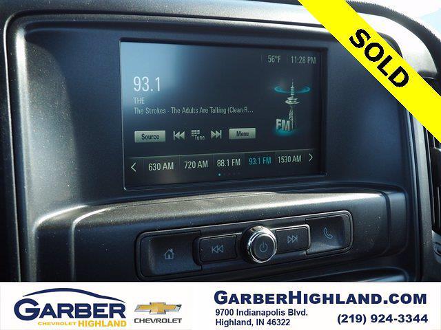 2021 Silverado Medium Duty Regular Cab DRW 4x2,  Cab Chassis #MH641844 - photo 13