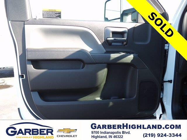 2021 Silverado Medium Duty Regular Cab DRW 4x2,  Cab Chassis #MH641844 - photo 18